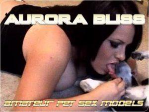 Aurora Bliss - Models Amator Zoophilia