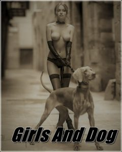 Girls And Dog - Extreme Bestiality And Zoophilia Porn Movies