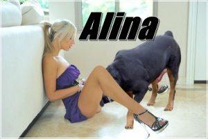 Alina - Models Amator Zoophilia