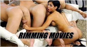 RIMMING PORN MOVIES AND SERIES